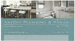 Anyday Plumbing & Renovations